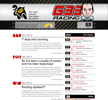 G33 Racing screenshot