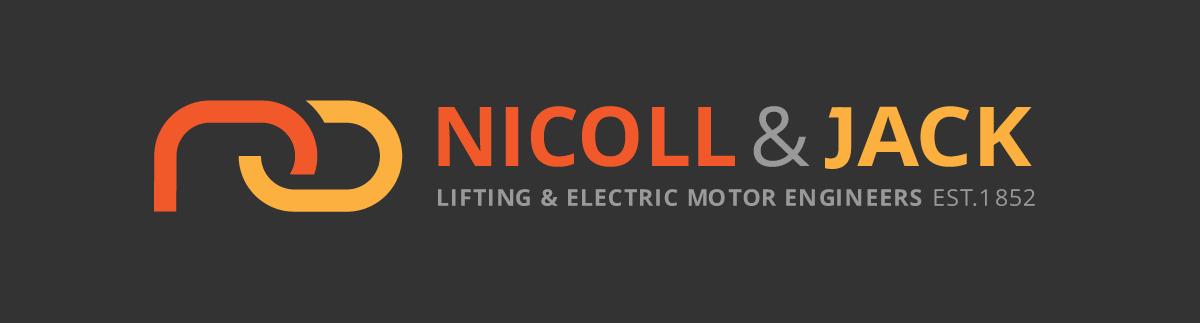 Final Nicoll & Jack logo with strapline