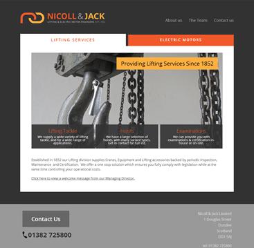 Nicoll & Jack screenshot