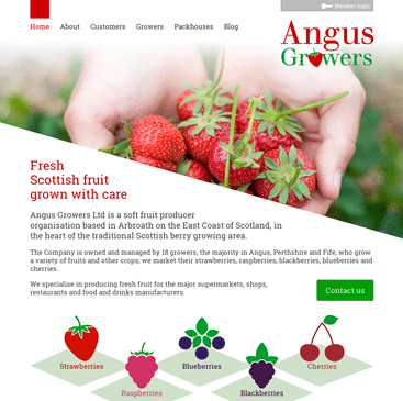 Angus Growers screenshot