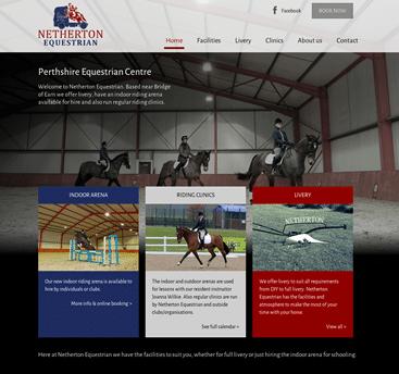 Netherton Equestrian screenshot